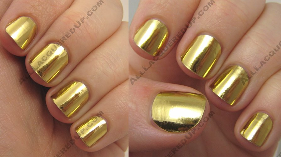 Liquid Gold Nail Polish - Best Nail 2018