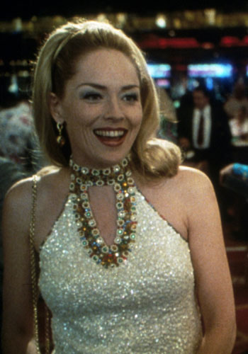 Sharon Stone Casino Costume