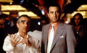 DeNiro and the legendary film director Martin Scorsese.
